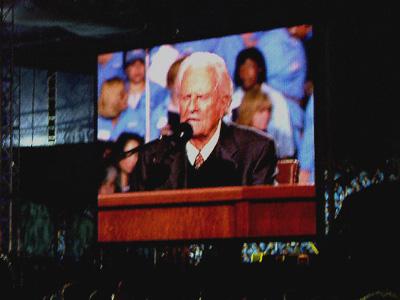 billy graham crusade. Billy Graham crusade