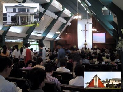 The Mystery Worshipper Trinity Methodist Church Petaling