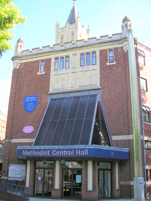 Coventry Methodist Central Hall, Coventry,