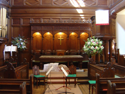 1029 crown court church of scotland covent garden london